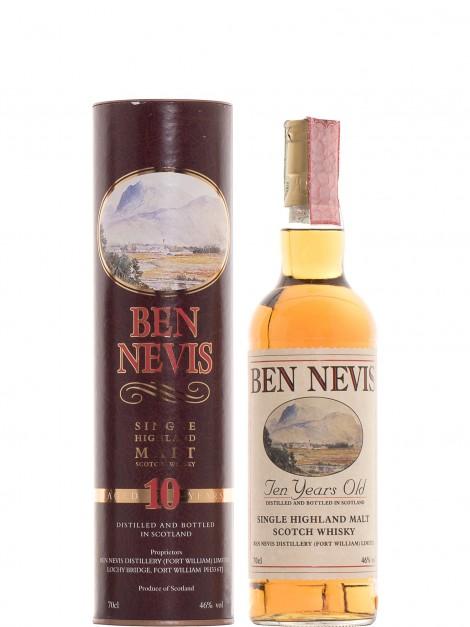 Ben Nevis 10 Year Old - Old Presentation