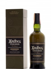 "Ardbeg Uigeadail ""First Release"" Traditional Strength Bottled 2003"