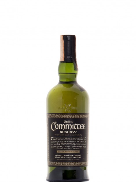 Ardbeg Committee Reserve Bottled 2002