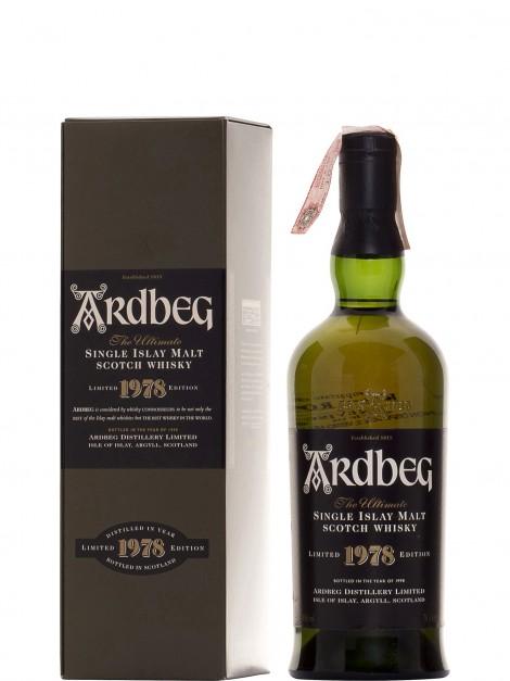 Ardbeg 1978 Bottled 1998