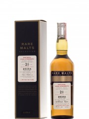 Brora 21 Year Old 1977 Rare Malts