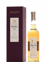 Brora 32 Year Old Bottled 2011