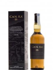 Caol Ila 25 Year Old Bottled 2010