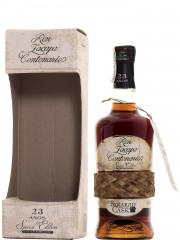 Zacapa 23 Anos Straight From The Cask