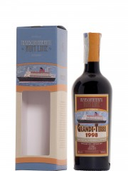 Grande Terre 1998 Cask Strength TCRL Rum