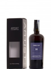 Caol Ila 1984 Single Cask 30 Year Old Artist N. 5