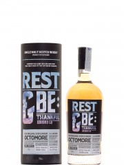 Octomore 6 Y.O. Sauternes Finish Rest & Be Thankful Whisky Co.