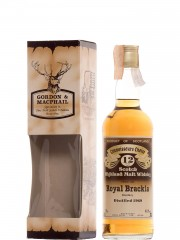 Royal Brackla 12 Year Old 1969