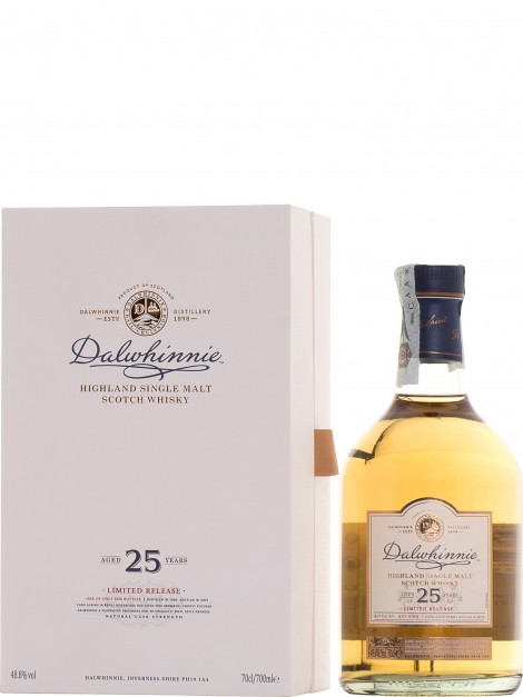 Dalwhinnie 25 Year Old 1989