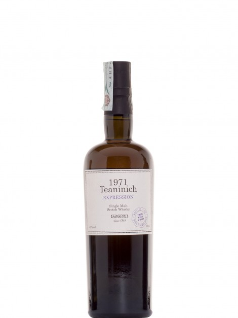 Teaninich 1971 Expression Bottled 2006