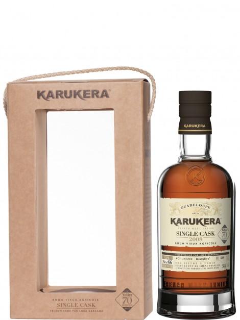 Karukera 2008 Fut 66 70Th Velier Anniversary Rum