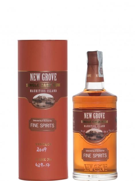 New Grove Single Cask Rum 2009