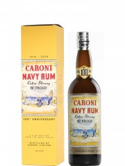 Caroni Navy 90° Proof Rum