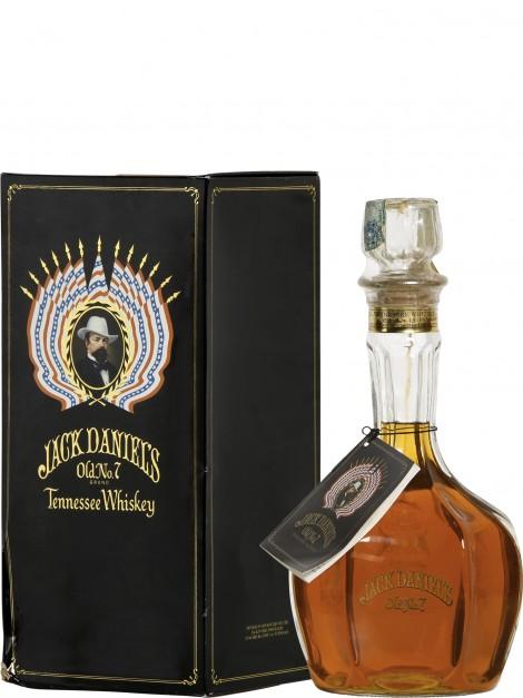 Jack Daniel's 1979 Belle of Lincoln Decanter