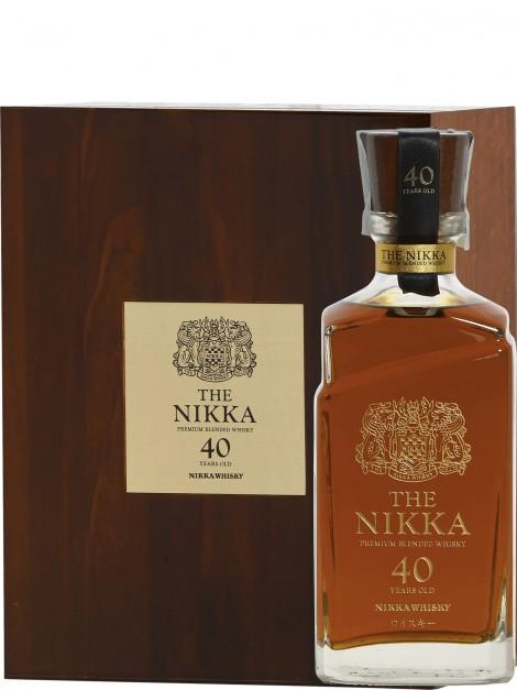 Nikka 40 Years Old The Nikka