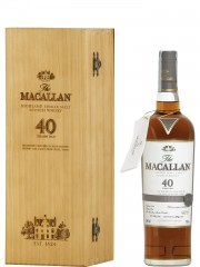 The Macallan 40 Year Old