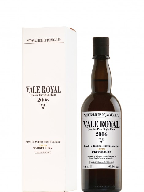 Vale Royal Vrw 2006 Rum