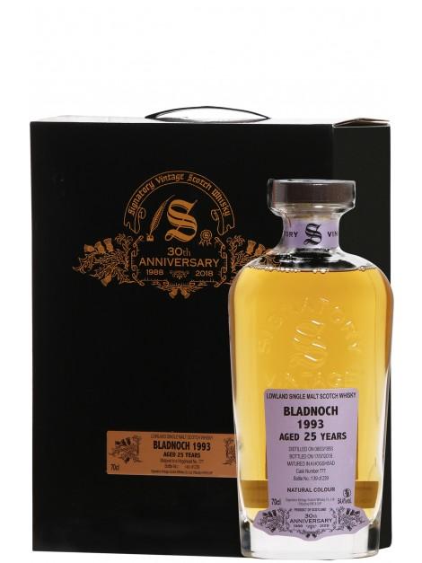Bladnoch 1993 - Signatory 30th Anniversary