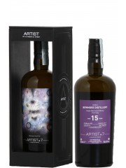 Bowmore 2001 Artist 7th Edition Over 15 Years Old Batch 2