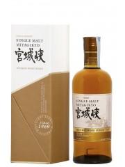 Miyagikyo No Age 2018 Bourbon Finish