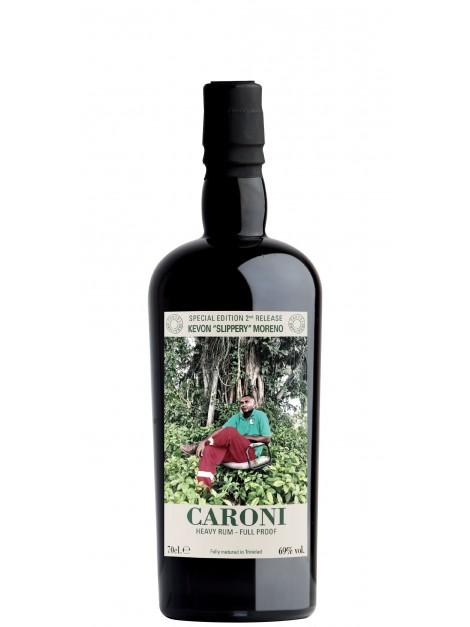 "Caroni Employees Kevon ""Slippery"" Moreno 1998"