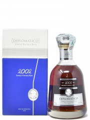 Diplomatico Rum Single Vintage 2002