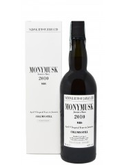 Jamaican Still Monymusk MBS 2010 9 Years Old
