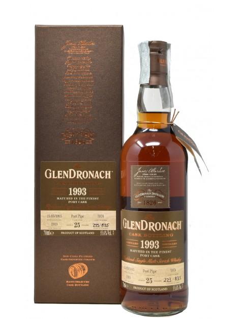 Glendronach 25 Y.O. 1993 Single Cask 5976