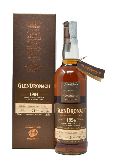 Glendronach 24 Y.O. 1994 Single Cask 325