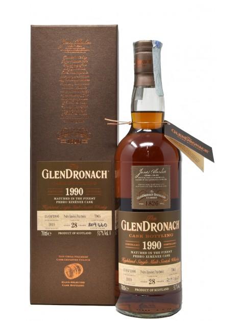 Glendronach 28 Y.O. 1990 Single Cask 7905