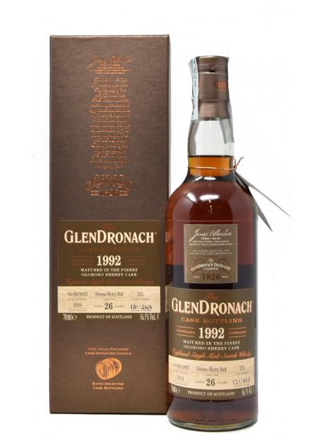 Glendronach 26 Y.O. 1992 Single Cask 221