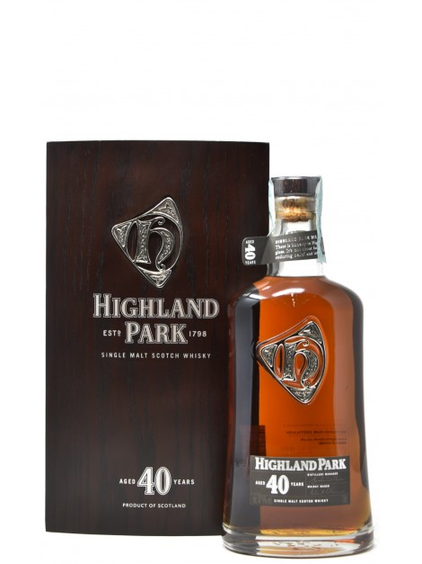 Highland Park 40 Years Old