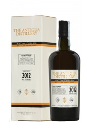 Antigua Distillery 2012 Single Cask 2598 Heavy Rum