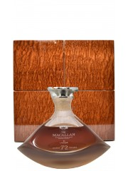 The Macallan Lalique 72 Years Old