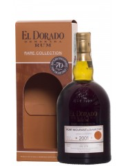 El Dorado Rare Collection Port Mourant & Diamond 2001