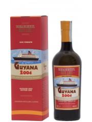 Guyana 2004 TCRL Rum