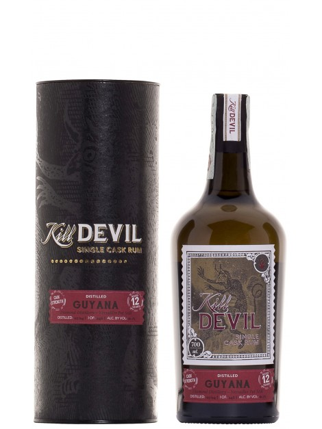 Diamond 2004 12 Year Old Pot Still Versailles Rum Kill Devil