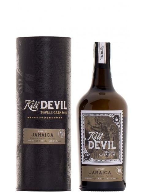 Hampden 1998 18 Year Old Rum Kill Devil