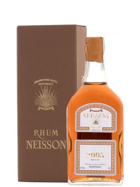Neisson 2005 Single Cask Rhum