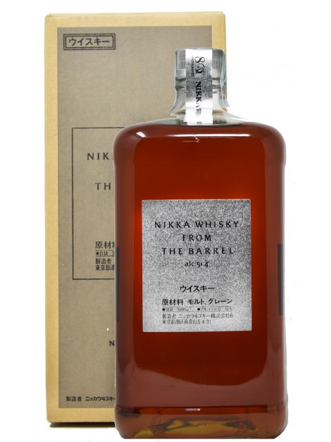 Nikka Whisky From The Barrel 3 Liters