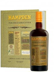 Hampden Estate OWH 8 Years Old Coffret