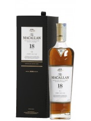 The Macallan 18 Year Old Sherry Oak
