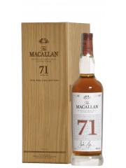The Macallan 71 Years Old Red Collection