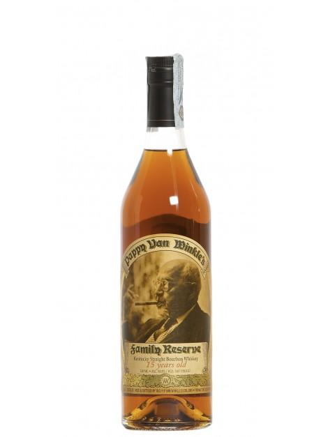 Pappy Van Winkle 15 Y.O. Family Reserve Bourbon