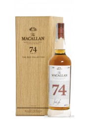 The Macallan 74 Years Old Red Collection
