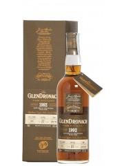 Glendronach 1992 No. 5897 Batch 18 Port Pipe