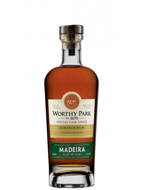 Worthy Park Madeira Cask 2010