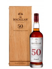 The Macallan 50 Years Old Red Collection