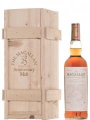 The Macallan 25 Year Old 1975 Anniversary Malt