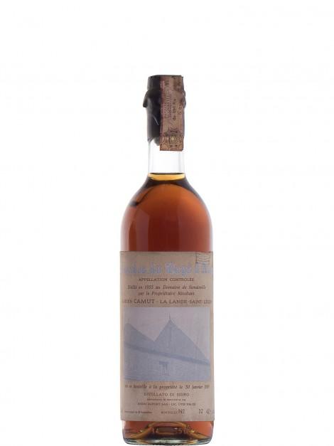 Calvados Adrien Camut 1955 Bottled 1989